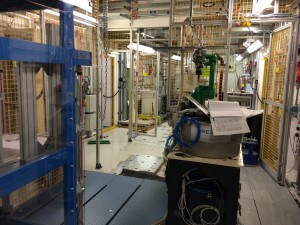 I24 beamline at Diamond.