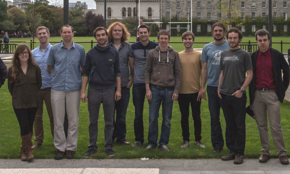 Applied Physics Research Group – Shvets (TCD)